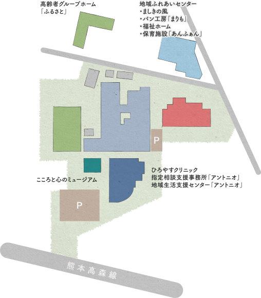 図:附属施設