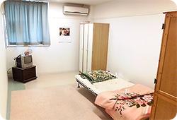 居室の一例の写真