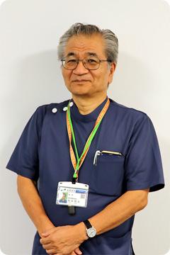 写真:益城病院 副院長 松永 哲夫
