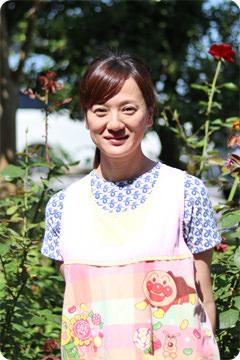 写真:法人事務局 育児室 主任 森田 美栄子
