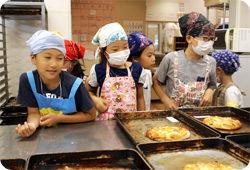 パン教室の写真