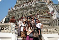 社員旅行 in タイの写真