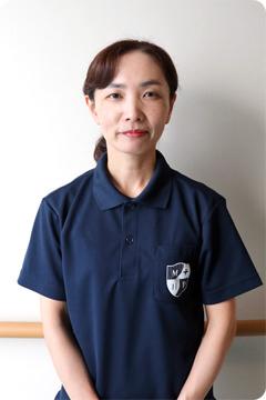 写真:法人事務局 人事課 係長 平山 恵美子